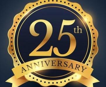 25° Anniversario!